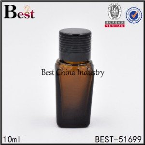 empty cosmetic essential oil glass dropper bottle 10ml 30ml 50ml