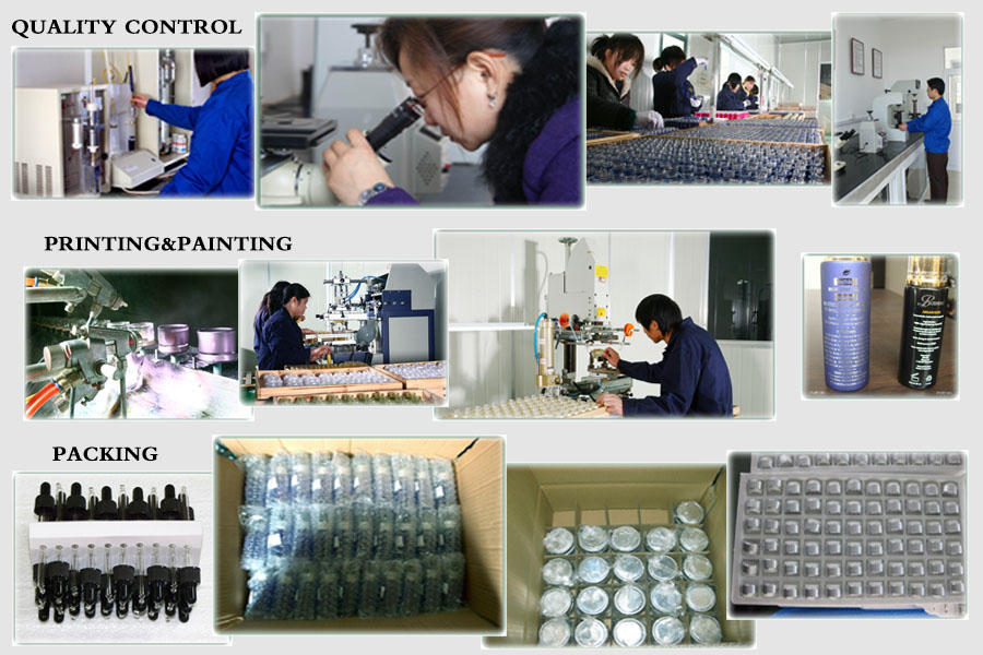 our factory-质检-印刷-打包