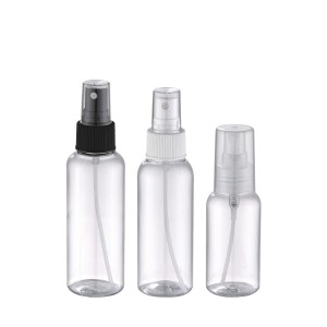 50ml plastic sprayer bottle